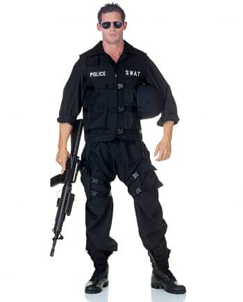 SWAT Officer Costume XXL