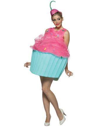 Sweet Cupcake Lady Kostüm