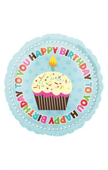 Folienballon Sweet Birthday