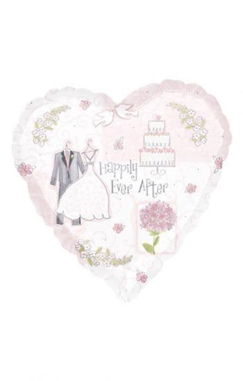 Sweet Romance Foil Balloon