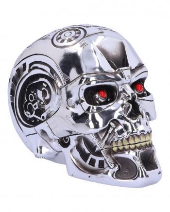 T-800 Terminator Schädel mit Geheimfach