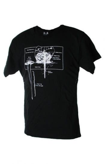 Jesus am Kreuz T-Shirt