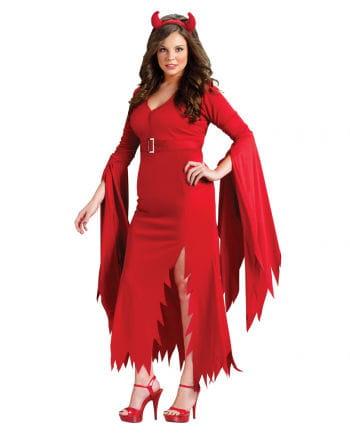 Gothic She-Devil Costume XL