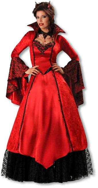 Devilish Countess Costume XXL