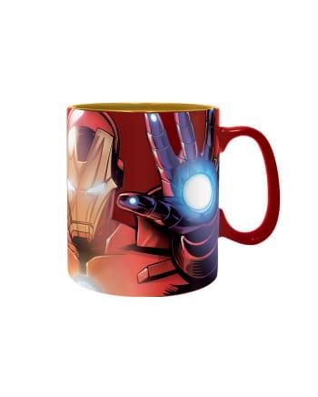 The Armored Avenger Iron Man Mug