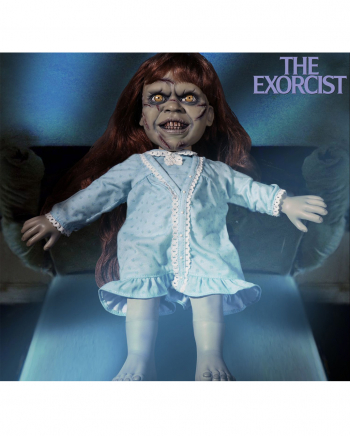 The Exorcist Collector's Doll With Sound