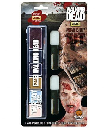The Walking Dead Make Up Kit