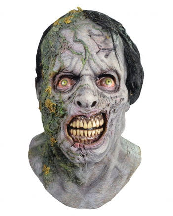 The Walking Dead Maske Moos Zombie