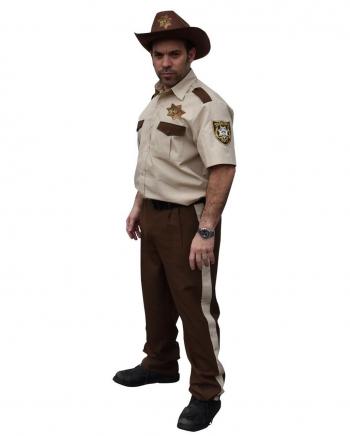 The Walking Dead Rick Grimes Costume
