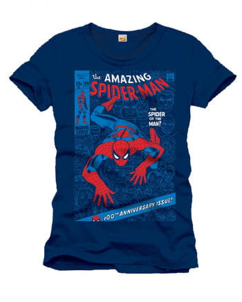 The Amazing Spider-Man Comic Cover T-Shirt