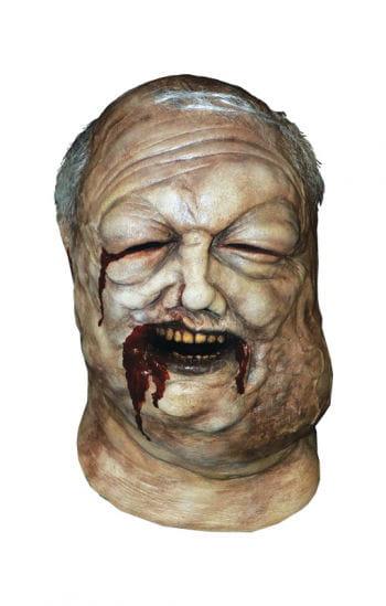 The Walking Dead Brunnen Zombie Maske