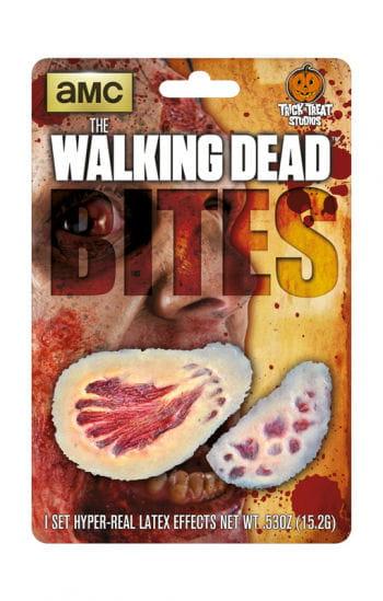 The Walking Dead Zombie Bites Applikation