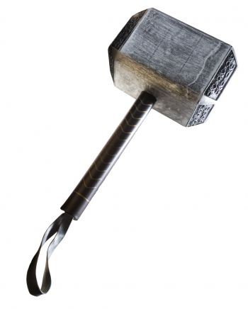 Thor Hammer Mjölnir Cushion Weapon