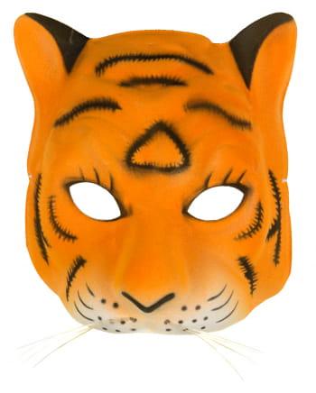 Tiger Halbmaske