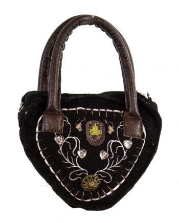 Tyrolean Damentasche Deluxe Black