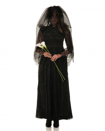 Deadly Widow Costume