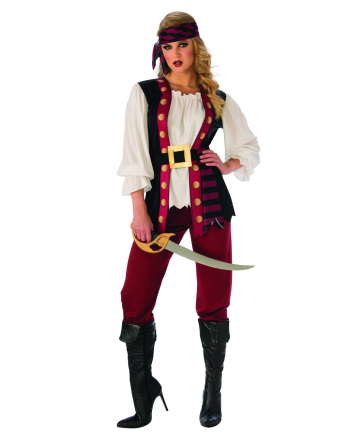 Daredevil Pirate Costume With Pants