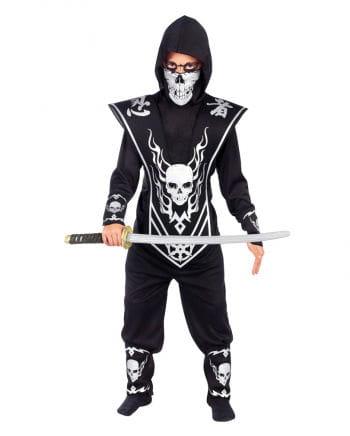 Lord Totenkopf Ninja Kinderkostüm -M M