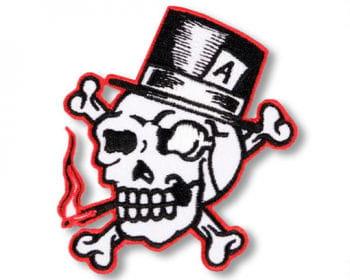 Totenkopf Patch Sir