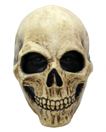 Totenkopf Vollkopf Maske