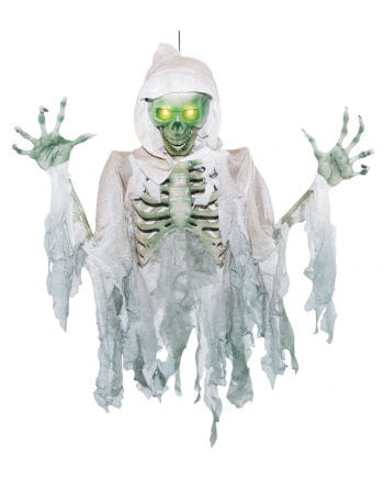 Toxic Reaper Skeleton With LED Eyes