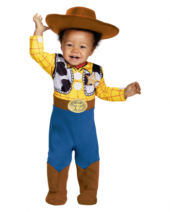 Toy Story Woody Baby Costume