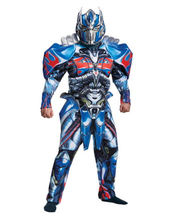 Transformers Optimus Prime Muscle Costume Deluxe