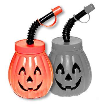 Pumpkin Mug Orange