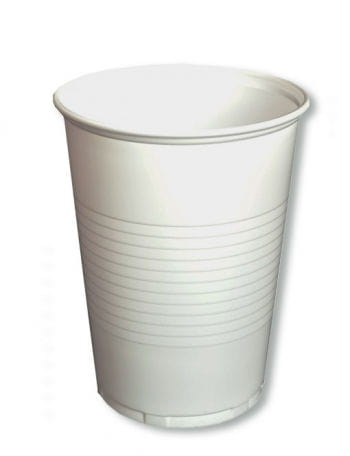 Drinking Cup White 50 Pcs. 0.4 L