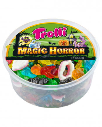 Trolli Magic Horror Tin 1kg