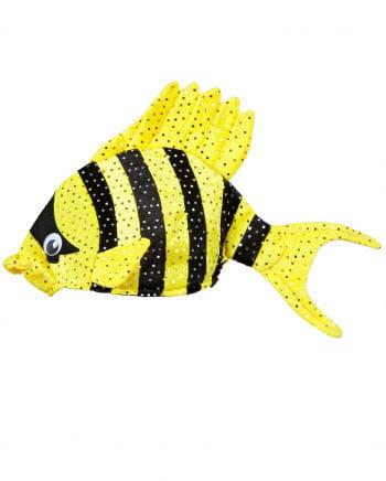 Exotischer Fischhut Gelb