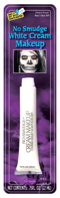 Weißes Tuben Make Up
