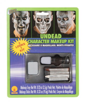 Undead makeup set