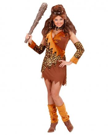 Neandertaler Kostüm Frauen