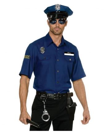 US Cop Kostümset