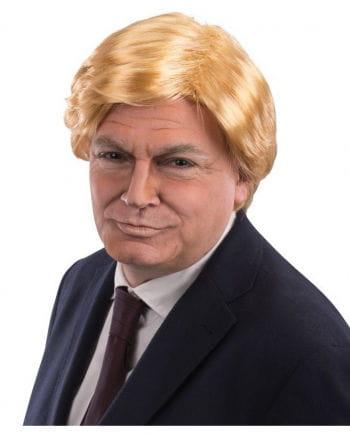 Trump Männerperücke