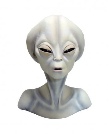 Roswell Alien Bust Hard Foam