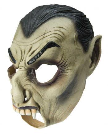 Gruselige Vollkopfmaske Vampir