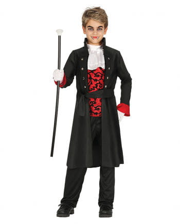 Vampire Baron Children's Costume
