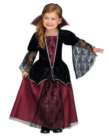 Vampire Princess Toddler Costume