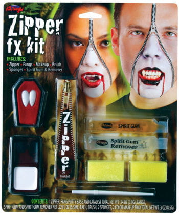 Vampir Zipper FX Kit