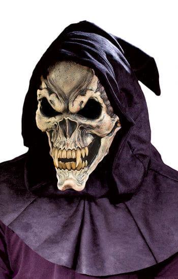 Beast Skull Mask Deluxe Beige