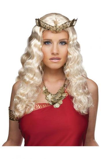 Venus longhair wig blond