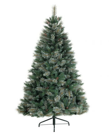 Angeeister Christbaum mit Zapfen 180 cm