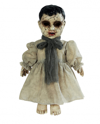 Abandoned Ghost Doll With Sound