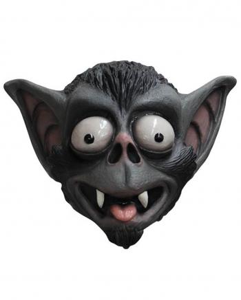 Latex Maske Verrückte Fledermaus
