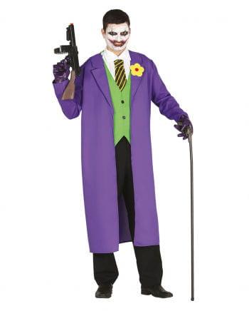Durchgeknallter Bösewicht Kostüm