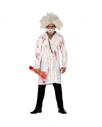 Bizarres Zahnarzt Kostüm für Herren