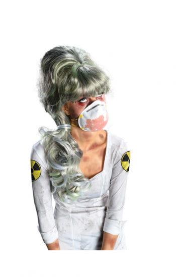 Strahlenverseuchte Krankenschwester Perücke