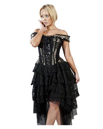 Burleska brocade dress Ophelie